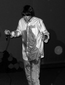 John Maus at the Serpentine Gallery 2010