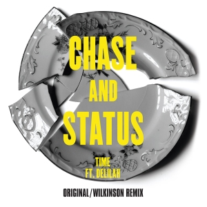 Chase & Status - Time / Time