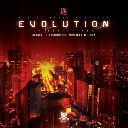 Evolution - Shogun Audio