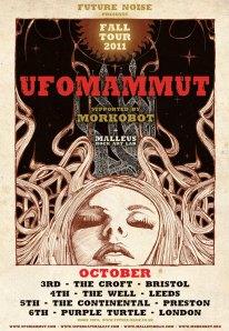 2011 Ufomammut Tour