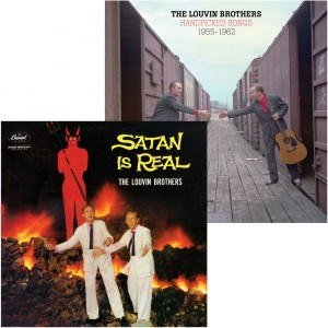The Louvin Brothers: Satan Is Real & Handpicked Songs 1955-62