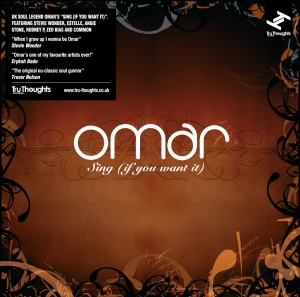 Omar (Tru Thoughts) Album Cover