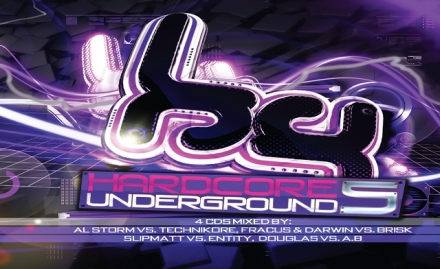 Various Artists 'Hardcore Underground 5' (Hardcore Underground)