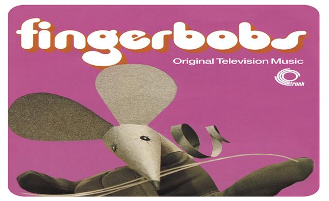 Fingerbobs – Original Television Music' V/A (Rick Jones/Michael Cole/Michael Jessett)