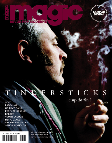 Tindersticks on Magic Magazine