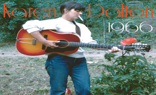 Karen Dalton 1966' (Delmore Recordings)