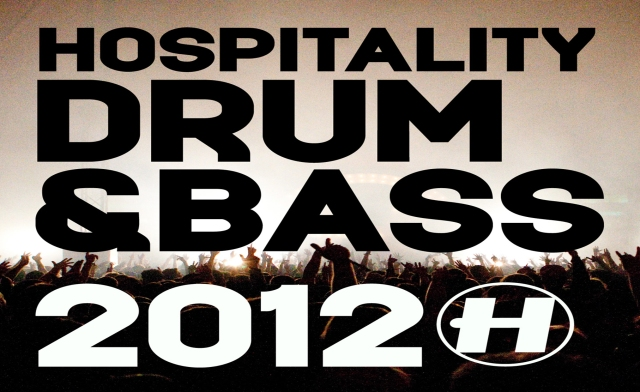 Hospitality Drum & Bass 2012 (Hospital Records)