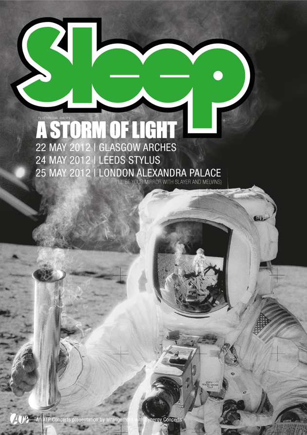 Sleep- A Storm Of Light Poster (ATP)