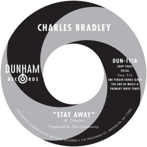 Charles Bradley Stay Away (Daptone)