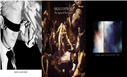 John B High Contrast Commix
