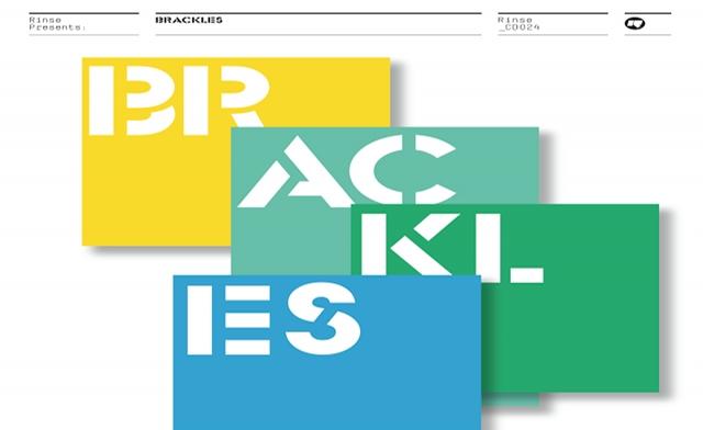 Brackles 'Rinse Presents – Brackles' (Rinse)