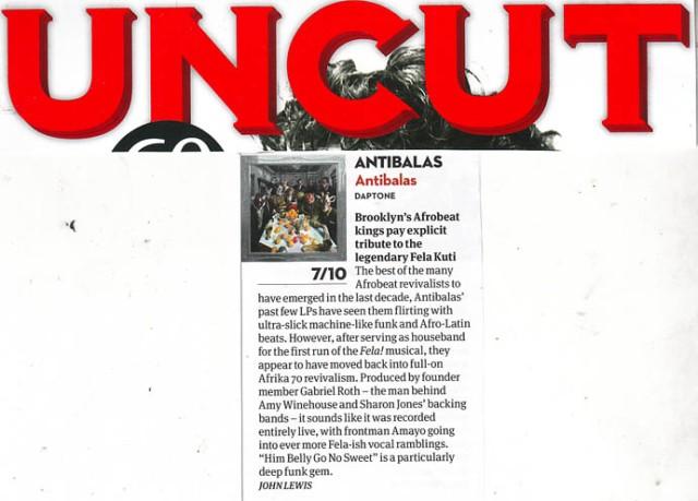 UncutNewAlbumsSeptember2012
