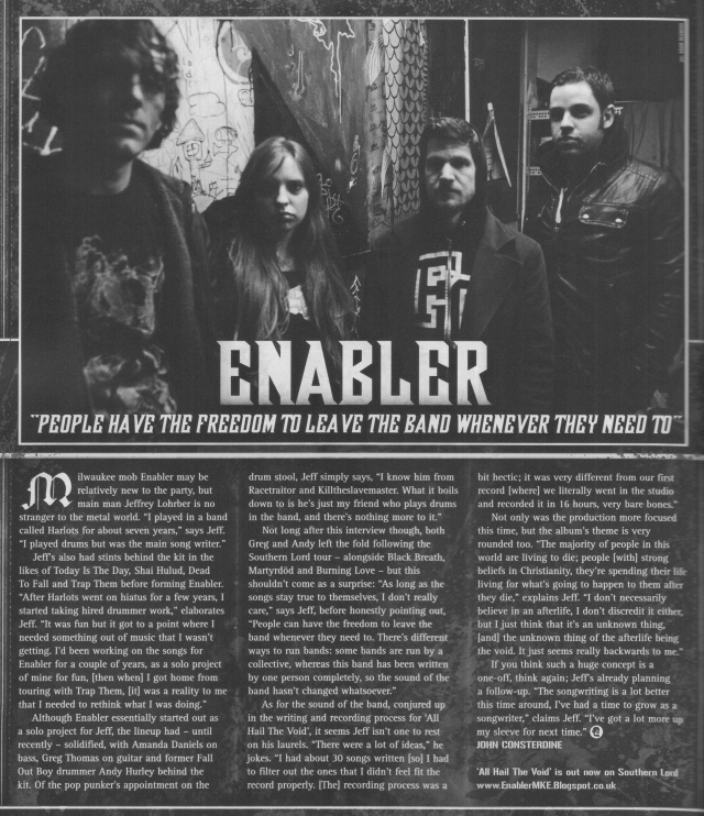 Enabler_Terrorizer feature_Summer 2012